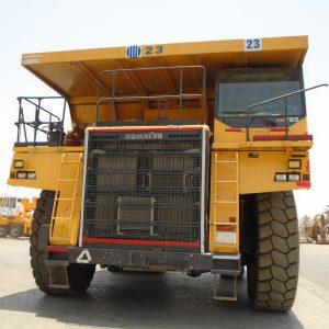 Komatsu HD785-7 Dump Truck